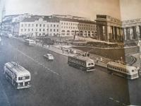Санкт-Петербург. Троллейбусы МТБ-82Д на проспекте 25-го Октября