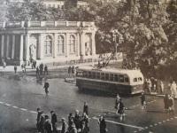Санкт-Петербург. Троллейбус МТБ-82Д № 333