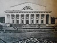 Санкт-Петербург. Состав из вагонов ЛМ-49 и ЛП-49 (номера неизвестны)