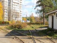 Линия в Затверечье закрыта 30 июля 2014 г