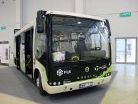 Москва. Модульный автобус Modulo (MWT-110)