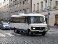 Прага. Mercedes-Benz O309 3A5 1743