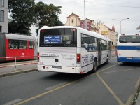 Прага. Mercedes O345 Conecto U 9S9 7870
