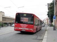 Прага. Solaris Urbino 18 9S3 7414
