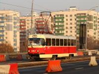 Москва. Tatra T3 (МТТЧ) №3417