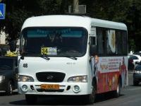 Таганрог. Hyundai County LWB ма405