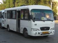 Таганрог. Hyundai County LWB ма409