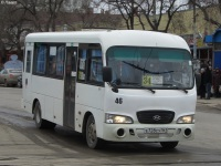 Таганрог. Hyundai County LWB е728су