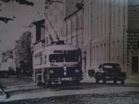 Санкт-Петербург. Троллейбус МТБ-82Д