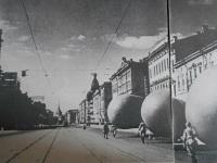 Санкт-Петербург. Трамвайная линия по Невскому проспекту