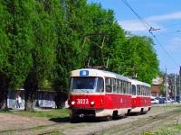 Харьков. Tatra T3SU №3023