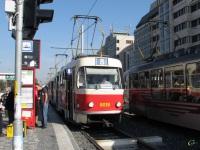 Прага. Tatra T3 №8018