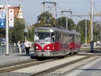 Прага. Tatra T3R.PLF №8259