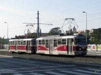 Прага. Tatra T3R.PLF №8280, Tatra T3 №8570
