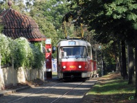 Прага. Tatra T3SUCS №7061