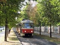 Прага. Tatra T3 №7114