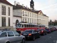 Прага. Tatra T3 №6921