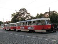 Прага. Tatra T3SUCS №7056