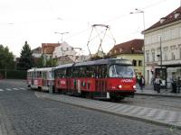 Прага. Tatra T3 №8369