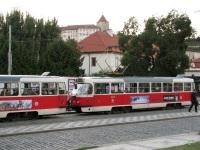 Прага. Tatra T3 №8370
