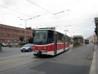 Прага. Tatra KT8D5 №9097