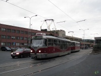 Прага. Tatra T3R.PLF №8279, Tatra T3 №8578