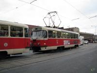 Прага. Tatra T3 №8448