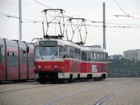 Прага. Tatra T3 №8442