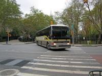 Нью-Йорк. Prevost LeMirage OXX8470