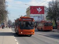 Нижний Новгород. ЗиУ-682Г-012 (ЗиУ-682Г0А) №1697, ЗиУ-682Г-016.03 (ЗиУ-682Г0М) №1664