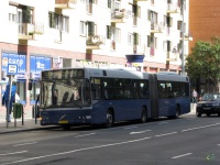 Будапешт. Volvo 7700A FLR-703