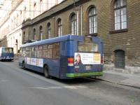 Будапешт. Ikarus 412 BPO-222