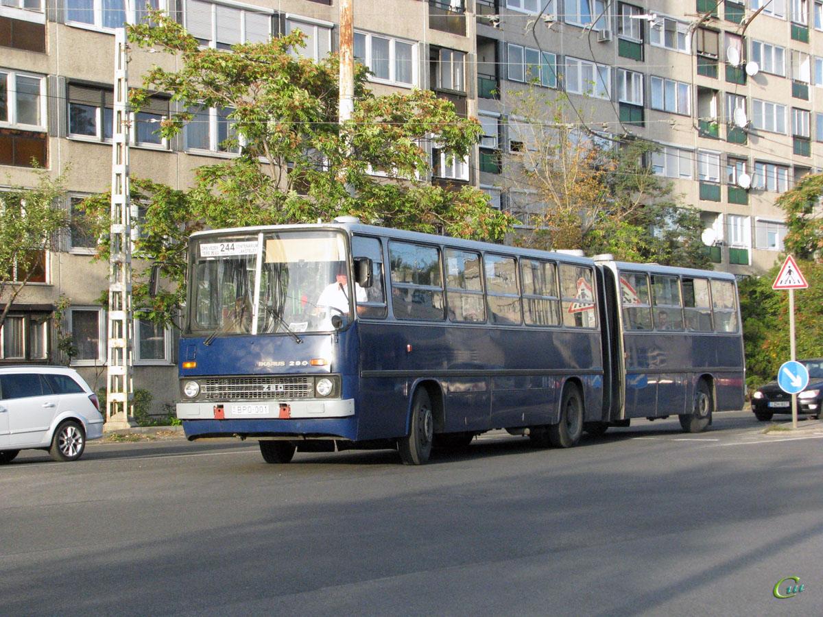 Будапешт. Ikarus 280 BPO-001
