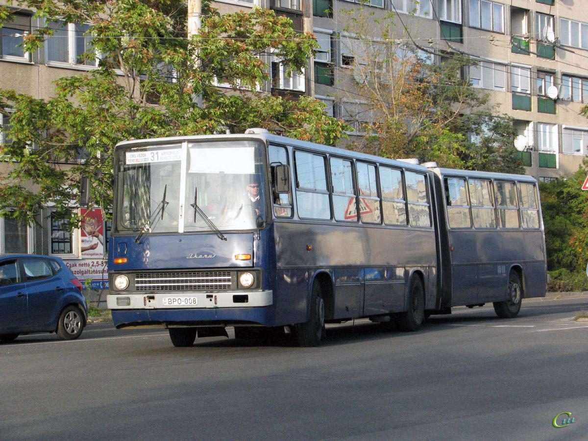 Будапешт. Ikarus 280 BPO-008