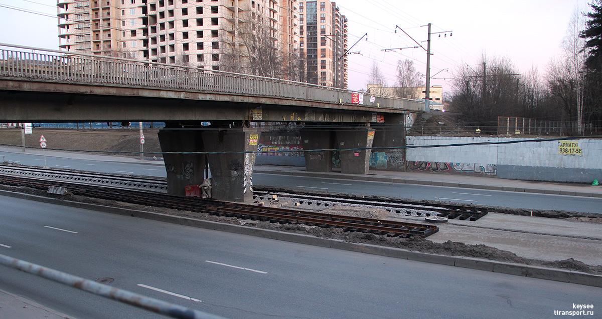 Санкт-Петербург. Богатырский проспект