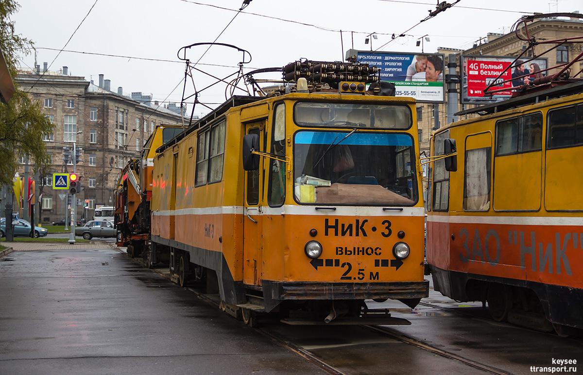 Санкт-Петербург. ТС-52 №НиК-3