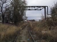Подъездной путь к шахте Пролетарская Диктатура