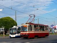 Санкт-Петербург. 71-134К (ЛМ-99К) №0435