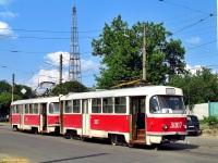 Харьков. Tatra T3 №3007, Tatra T3SU №3008
