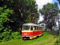 Днепропетровск. Tatra T3SU №1205