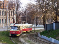Днепропетровск. Tatra T3 №1353, Tatra T3 №1354