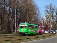 Днепропетровск. Tatra T3DC1 №1389, Tatra T3DC2 №1390