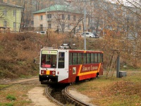 Владивосток. 71-608К (КТМ-8) №318