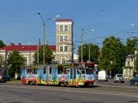 Таллин. Tatra KT4D №155