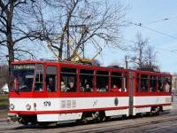 Таллин. Tatra KT4D №179
