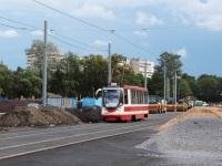 Санкт-Петербург. 71-134А (ЛМ-99АВН) №3917