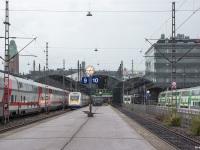 Хельсинки. Железнодорожный вокзал (Helsingin päärautatieasema)