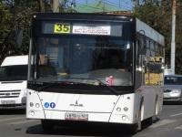 Таганрог. МАЗ-206.063 х819те