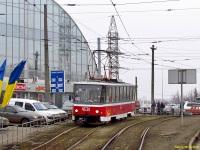 Харьков. Tatra T6B5 (Tatra T3M) №4538