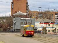 Харьков. Tatra T3 (двухдверная) №3074